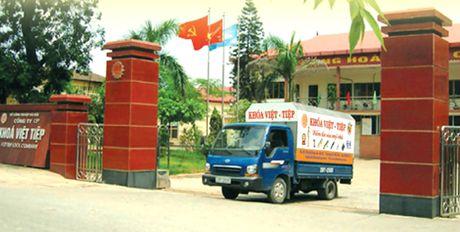 Khoa Viet - Tiep bi phat 60 trieu dong vi cham cong bo thong tin - Anh 1