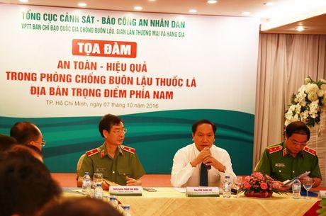 Tim giai phap chong buon lau thuoc la dia ban trong diem phia Nam - Anh 1