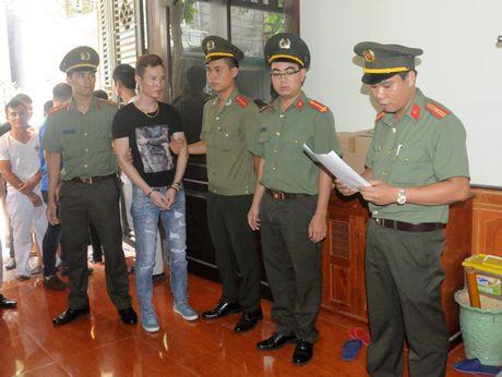 Xoa so trang web Gold 889.com loi keo hang nghin nguoi cho, nhan tien - Anh 1