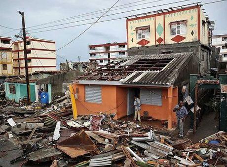 Hinh anh kinh hoang sau khi bao Mathew can quet Haiti - Anh 5