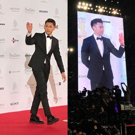 Isaac dien trai cung dan sao Han du khai mac Lien hoan phim Busan - Anh 1
