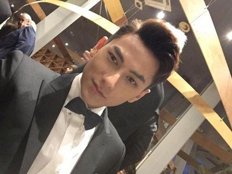 Isaac dien trai cung dan sao Han du khai mac Lien hoan phim Busan - Anh 3