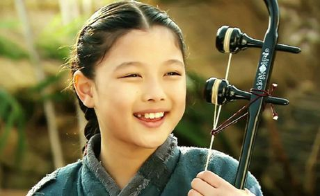 "Dung giat minh neu ban biet ""nu than nhi"" Kim Yoo Jung da dong tung nay phim - Anh 4"