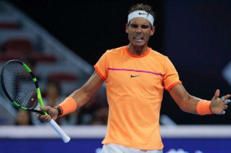 Nadal - Dimitrov: Tham hoa giao bong (TK China Open) - Anh 1