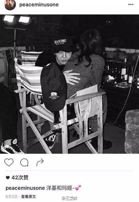 G-Dragon ro ri anh than mat voi mau Nhat sau khi bi hack tai khoan Instagram - Anh 3