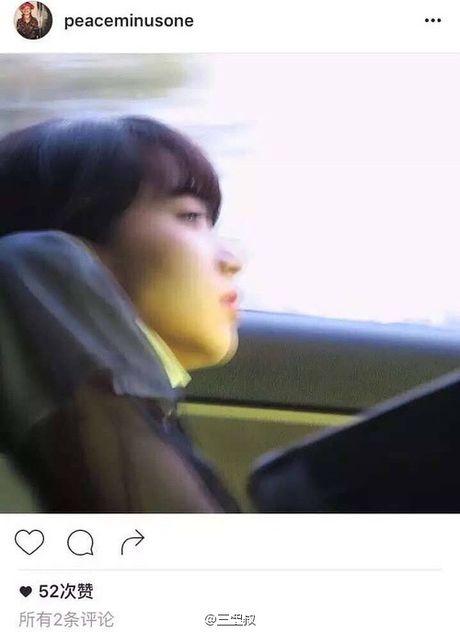 G-Dragon ro ri anh than mat voi mau Nhat sau khi bi hack tai khoan Instagram - Anh 4