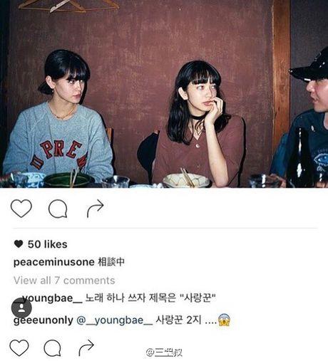 G-Dragon ro ri anh than mat voi mau Nhat sau khi bi hack tai khoan Instagram - Anh 7