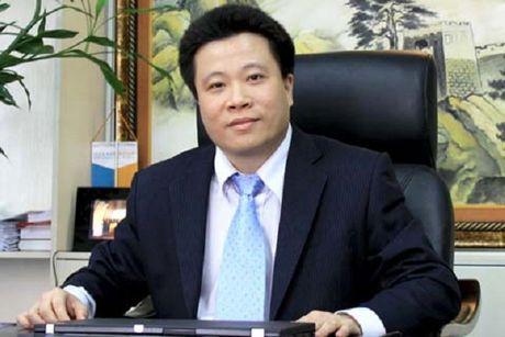 Nguyen chu tich HDQT OceanBank Ha Van Tham va 16 nguoi bi de nghi truy to - Anh 1