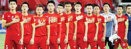 World Cup mo cua va co hoi cua bong da Viet - Anh 1