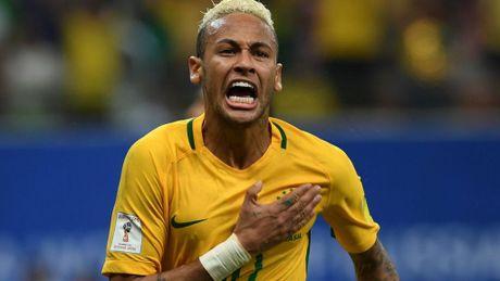 BAN TIN The thao: Neymar cham moc 300 ban thang - Anh 1