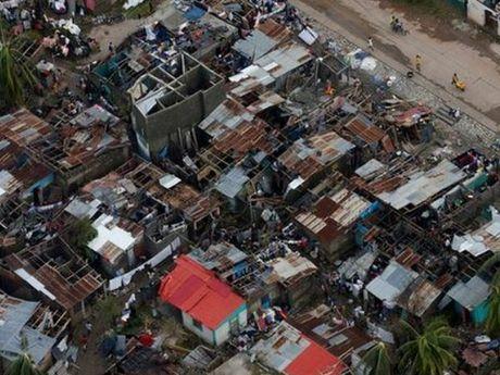 My: Sieu bao Matthew can quet Haiti, gan 300 nguoi thiet mang - Anh 1