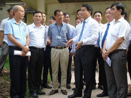 Ha Noi: Keo dai tuyen pho Nguyen Dinh Chieu den Dai Co Viet - Anh 2