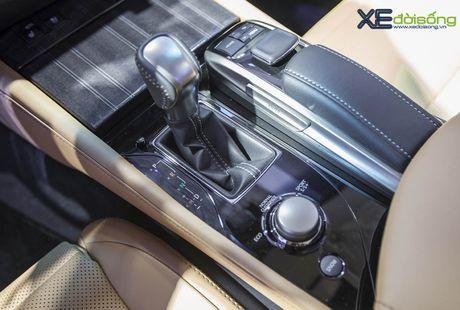 Dien kien xe sang Lexus GS Turbo 2016 moi gia 3,13 ti dong - Anh 13