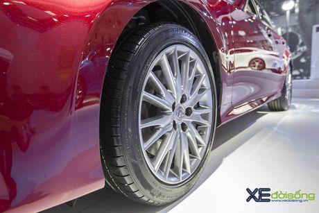 Dien kien xe sang Lexus GS Turbo 2016 moi gia 3,13 ti dong - Anh 15