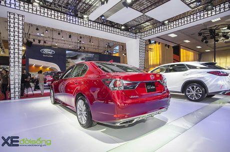 Dien kien xe sang Lexus GS Turbo 2016 moi gia 3,13 ti dong - Anh 5