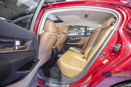 Dien kien xe sang Lexus GS Turbo 2016 moi gia 3,13 ti dong - Anh 9