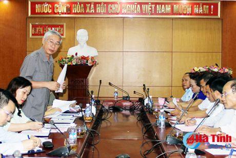 Cap THCS o Cam Xuyen khong to chuc day buoi 2 - Anh 1