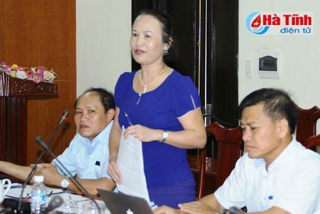 Cap THCS o Cam Xuyen khong to chuc day buoi 2 - Anh 3
