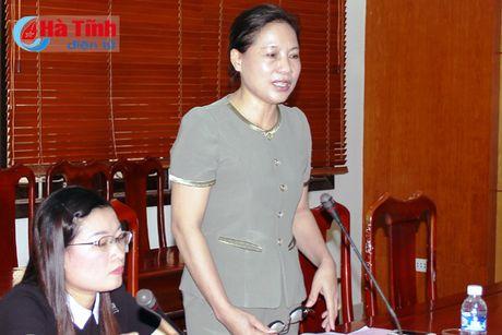 Cap THCS o Cam Xuyen khong to chuc day buoi 2 - Anh 4
