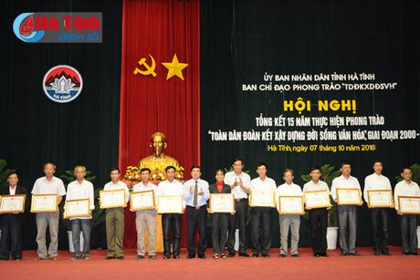 Tuyen duong 69 dien hinh doan ket xay dung doi song van hoa - Anh 10