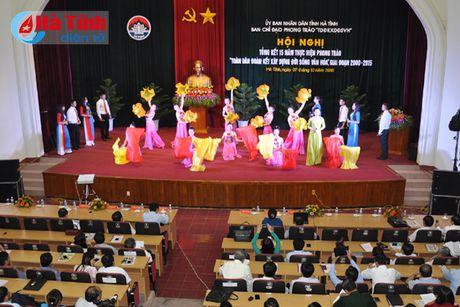 Tuyen duong 69 dien hinh doan ket xay dung doi song van hoa - Anh 3