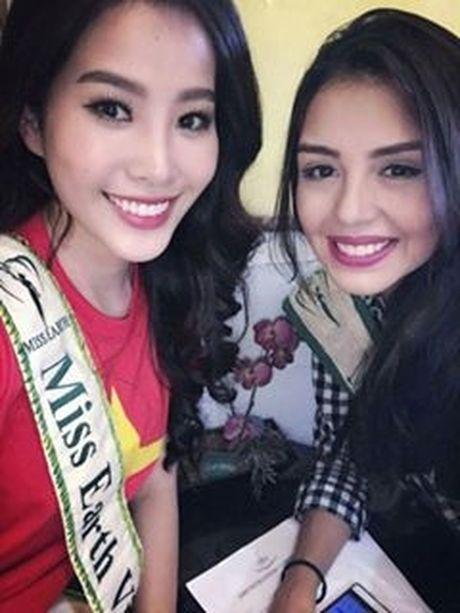 Nhung hoat dong dau tien cua Nam Em tai Miss Earth 2016 - Anh 5