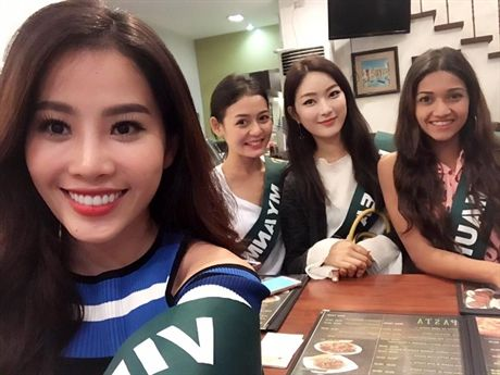 Nhung hoat dong dau tien cua Nam Em tai Miss Earth 2016 - Anh 6