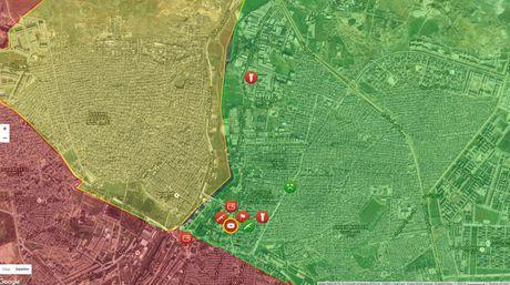 Chien su Syria: Quan chinh phu ao at danh chiem phia Dong Aleppo - Anh 2