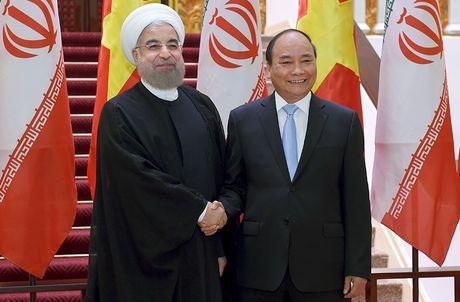 Viet Nam - Iran Thong nhat hop tac nhung linh vuc quan trong - Anh 1