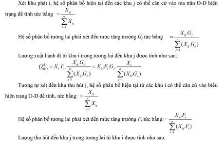 Lua chon phuong phap toi uu khi du bao nhu cau van chuyen hanh khach trong do thi - Anh 11