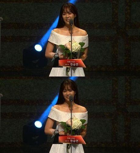 Korea Drama Awards: 'Hau due cua mat troi' gianh giai 'Phim hay nhat' - Anh 2