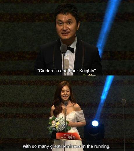Korea Drama Awards: 'Hau due cua mat troi' gianh giai 'Phim hay nhat' - Anh 4