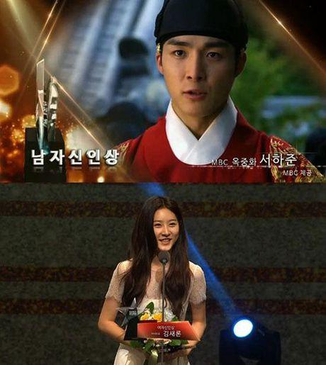 Korea Drama Awards: 'Hau due cua mat troi' gianh giai 'Phim hay nhat' - Anh 7