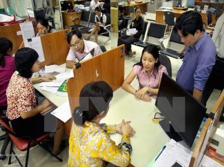 Tp. Ho Chi Minh dat muc tieu no thue khong vuot qua 5% - Anh 1