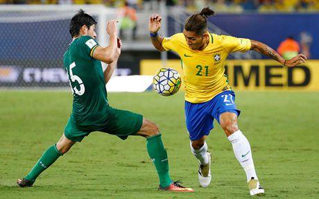 Brazil 5-0 Bolivia: Con mua ban thang den som - Anh 2