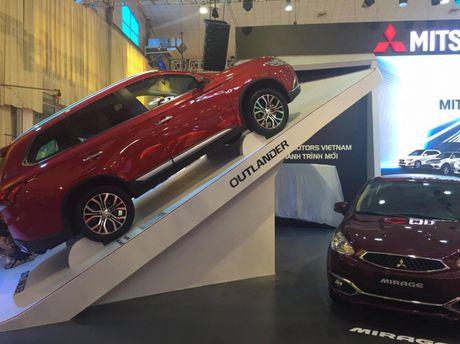 Mitsubishi noi bat cung 'doi quan Dynamic Shield' tai VMS 2016 - Anh 4