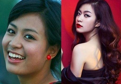 'Choang' voi nhan sac thay doi chi sau mot dem cua dan sao Viet - Anh 12