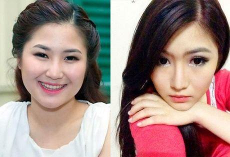 'Choang' voi nhan sac thay doi chi sau mot dem cua dan sao Viet - Anh 16