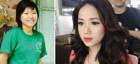 'Choang' voi nhan sac thay doi chi sau mot dem cua dan sao Viet - Anh 1