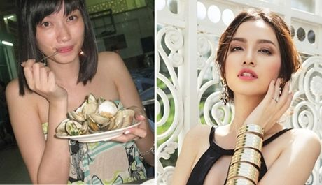 'Choang' voi nhan sac thay doi chi sau mot dem cua dan sao Viet - Anh 6