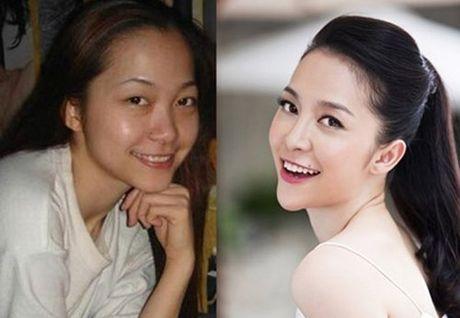 'Choang' voi nhan sac thay doi chi sau mot dem cua dan sao Viet - Anh 8