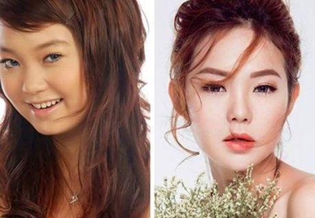 'Choang' voi nhan sac thay doi chi sau mot dem cua dan sao Viet - Anh 9