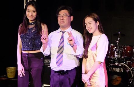 Phuong Ly duoc nguoi ham mo tai Nhat goi la 'my nhan nguoi Viet' - Anh 2