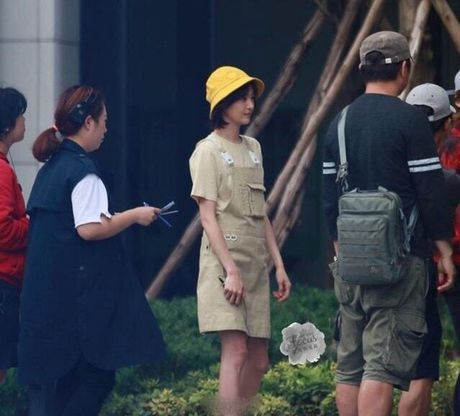 Bi che que mua, Trinh Sang van quyet theo duoi style nhoc Maruko - Anh 4