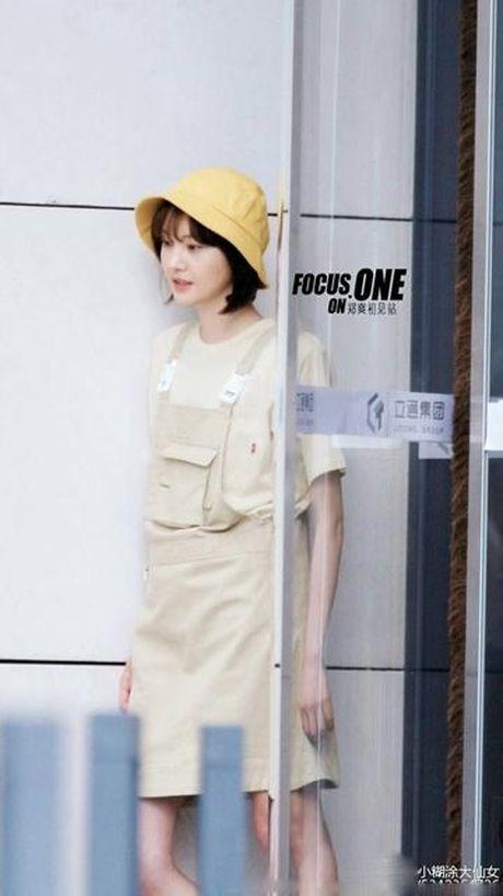 Bi che que mua, Trinh Sang van quyet theo duoi style nhoc Maruko - Anh 5