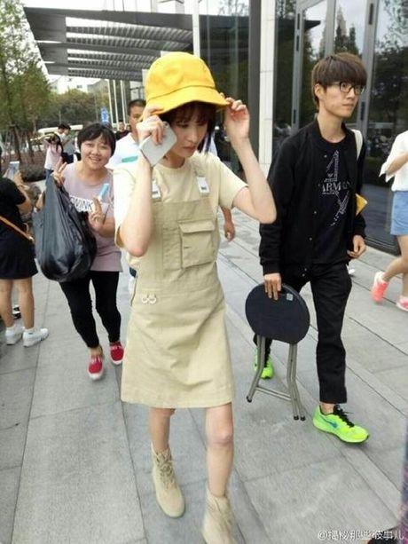 Bi che que mua, Trinh Sang van quyet theo duoi style nhoc Maruko - Anh 7