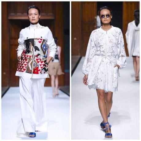 Nguoi mau va tin do thoi trang Viet thay phien nhau 'lam loan' mua Fashion Week Xuan He 2017 - Anh 16
