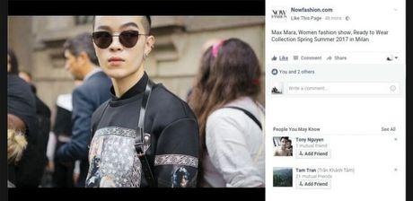 Nguoi mau va tin do thoi trang Viet thay phien nhau 'lam loan' mua Fashion Week Xuan He 2017 - Anh 22