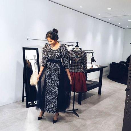 Nguoi mau va tin do thoi trang Viet thay phien nhau 'lam loan' mua Fashion Week Xuan He 2017 - Anh 4