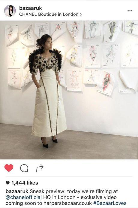 Nguoi mau va tin do thoi trang Viet thay phien nhau 'lam loan' mua Fashion Week Xuan He 2017 - Anh 5